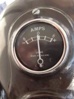 Replacing a Lucas ammeter