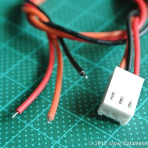 Three-wire connector