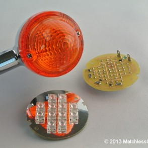 LED indicator conversion.
