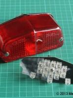6v Lucas 564 LED light board kit
