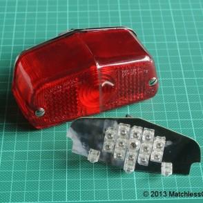 Lucas 564 LED light board