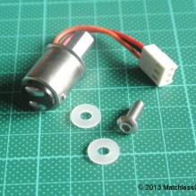 Lucas 564 LED plugin adapter and mounting kit