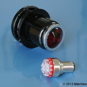 LED light for Lucas MT110 tail light