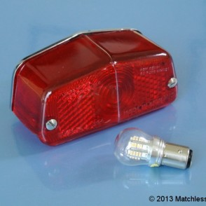 12v LED light for Lucas 564 tail lamp