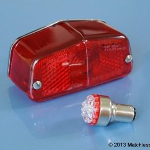 6v LED light for Lucas 564 tail lamps