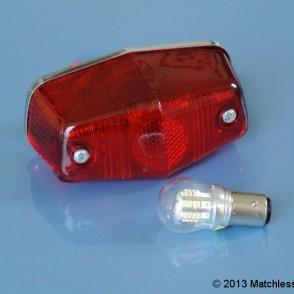 12v LED light for Lucas 525 tail lamps